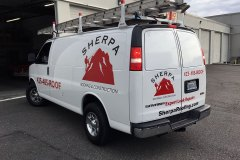 Sherpa-Roofing-Van-graphics