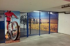 Lincoln-Square-Bike-Room-Column-and-Wall-Wrap